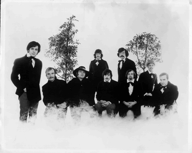 Blood, Sweat and Tears (Katz, far left; David Clayton-Thomas, left with hat)
