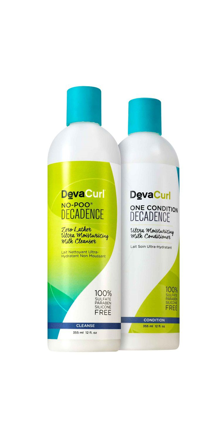 DevaCurl Decadence products