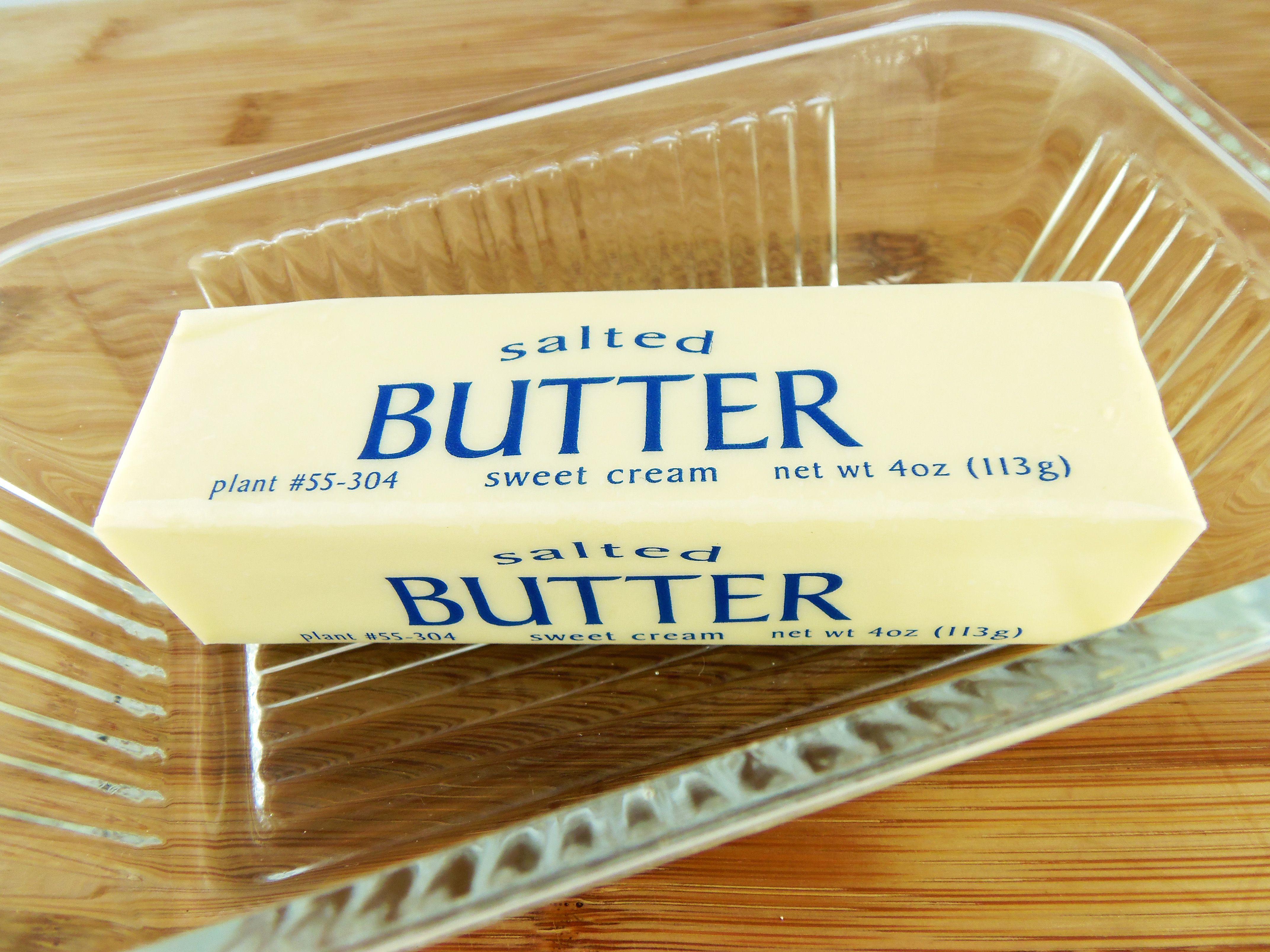 salted butter stick