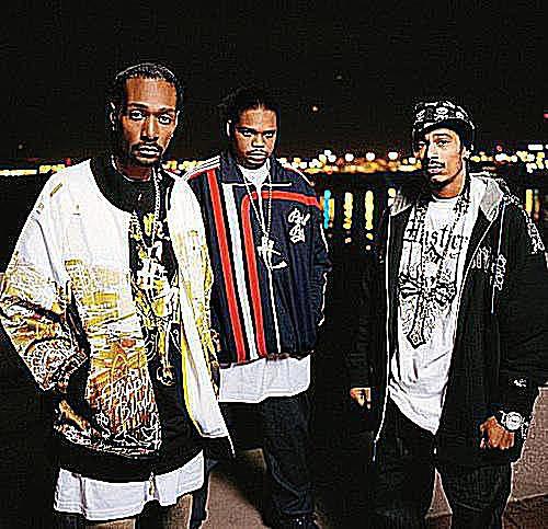 Portrait of Bone Thugs N Harmony