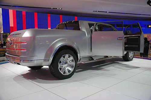 Super Chief Ford Truck Price >> Pictures Of The Ford Super Chief Pickup Truck