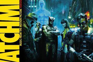 Watchmen Soundtrack cover