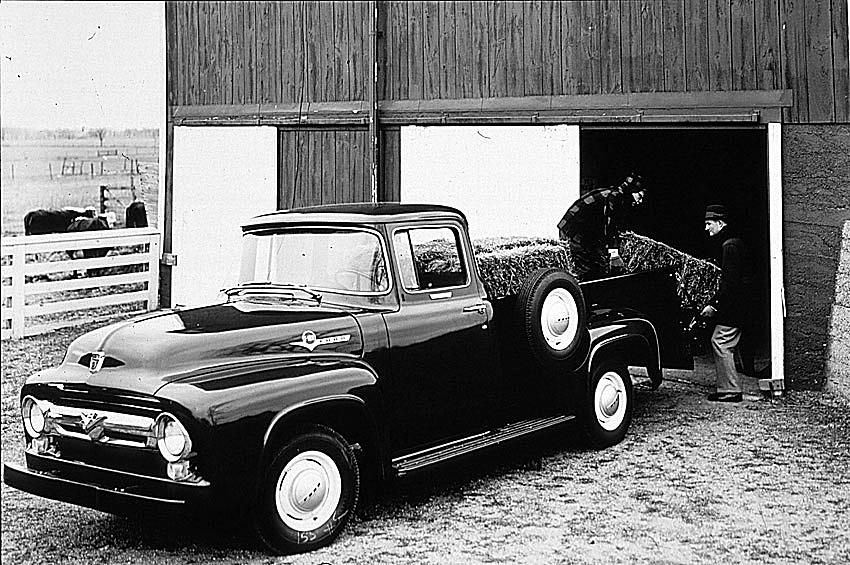 1956 Ford F-100 Truck