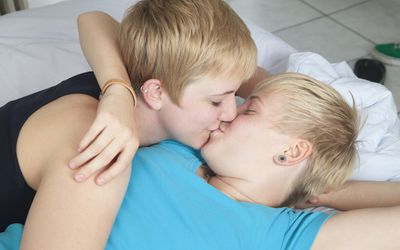 why do lesbians use dildos