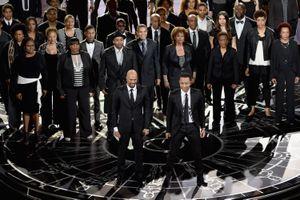 Common & John Legend perform