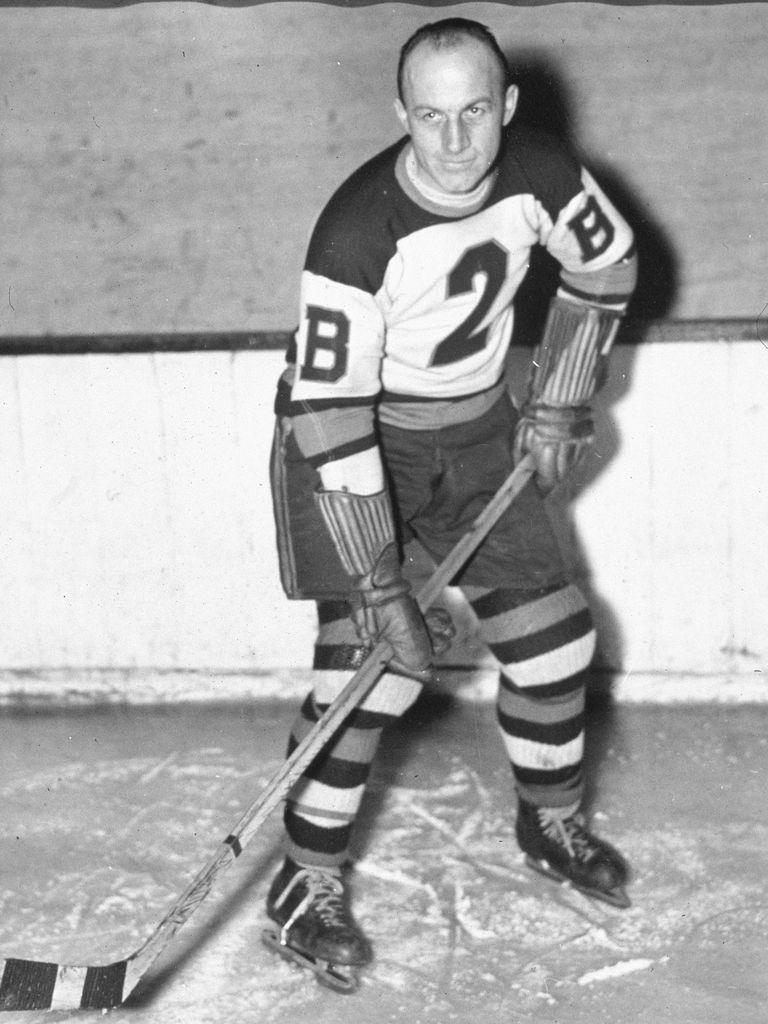 beea48e97d9 A Biography of Pro-Hockey Player Eddie Shore