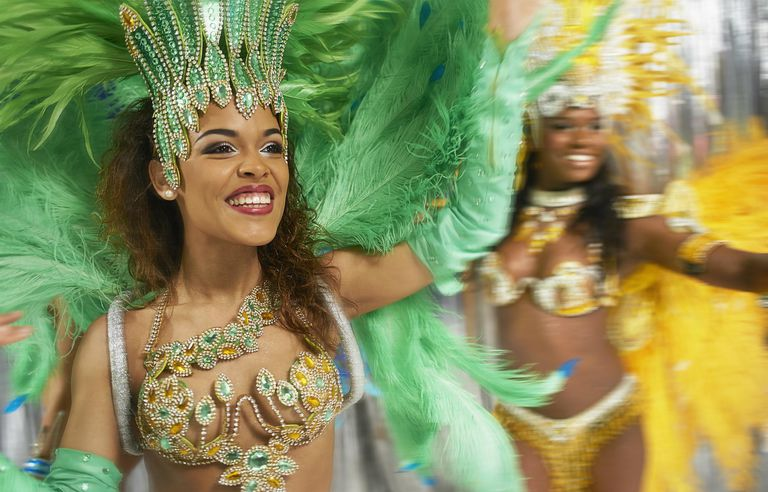 All About the Sexy Samba Style of Dance