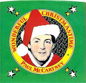 Paul McCartney - Wonderful Christmastime