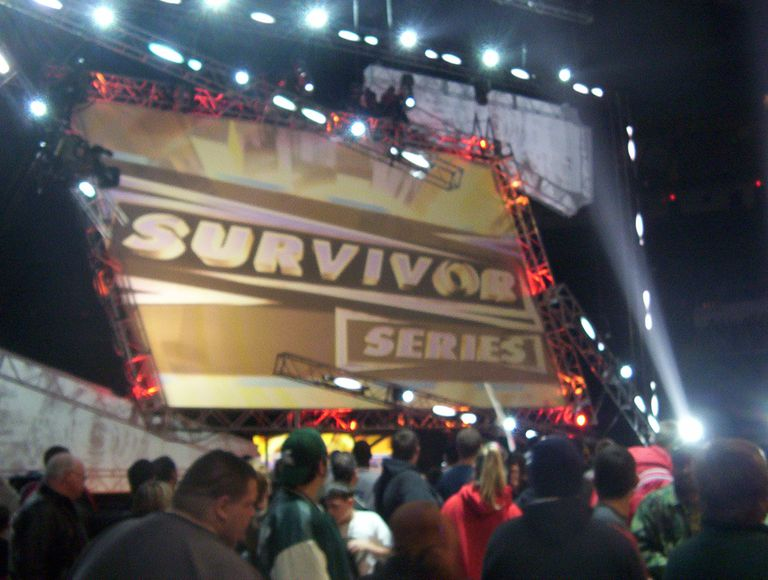 2005 Survivor Series PPV