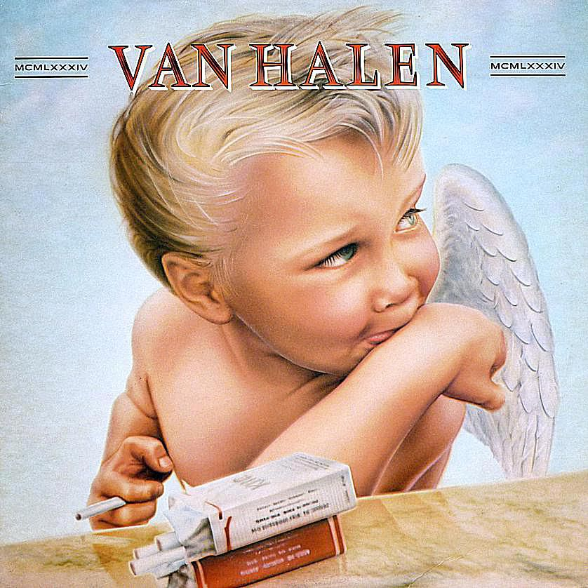 Van Halen's '1984' became a massive hit that year, largely on the strength of the synth-fueled classic single