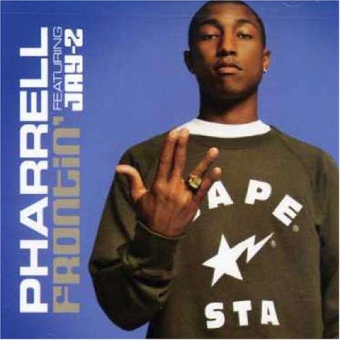 Pharrell Williams Frontin'
