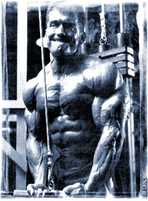 Bodybuilding Legend Lee Labrada