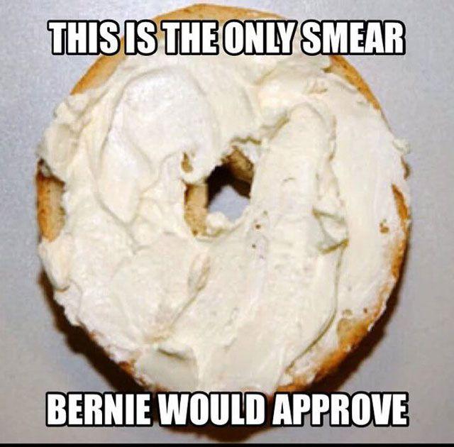 Bernie Sanders Smear