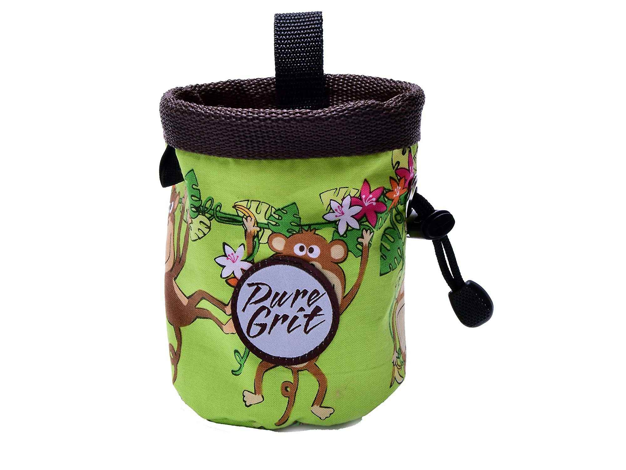 064c9e85af Chalk Bag For 3-8 Year Olds (USA made) by Pure Grit
