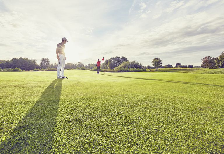 Three Club Monte: How to Play the Golf Game