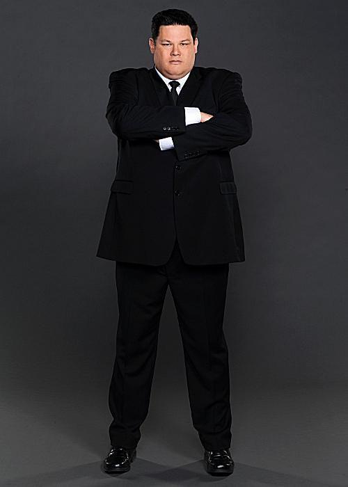 Mark Labbett, aka 'The Beast' on 'The Chase'