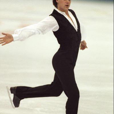 Christopher Bowman - Two-Time U.S. Men's Figure Skating Champion