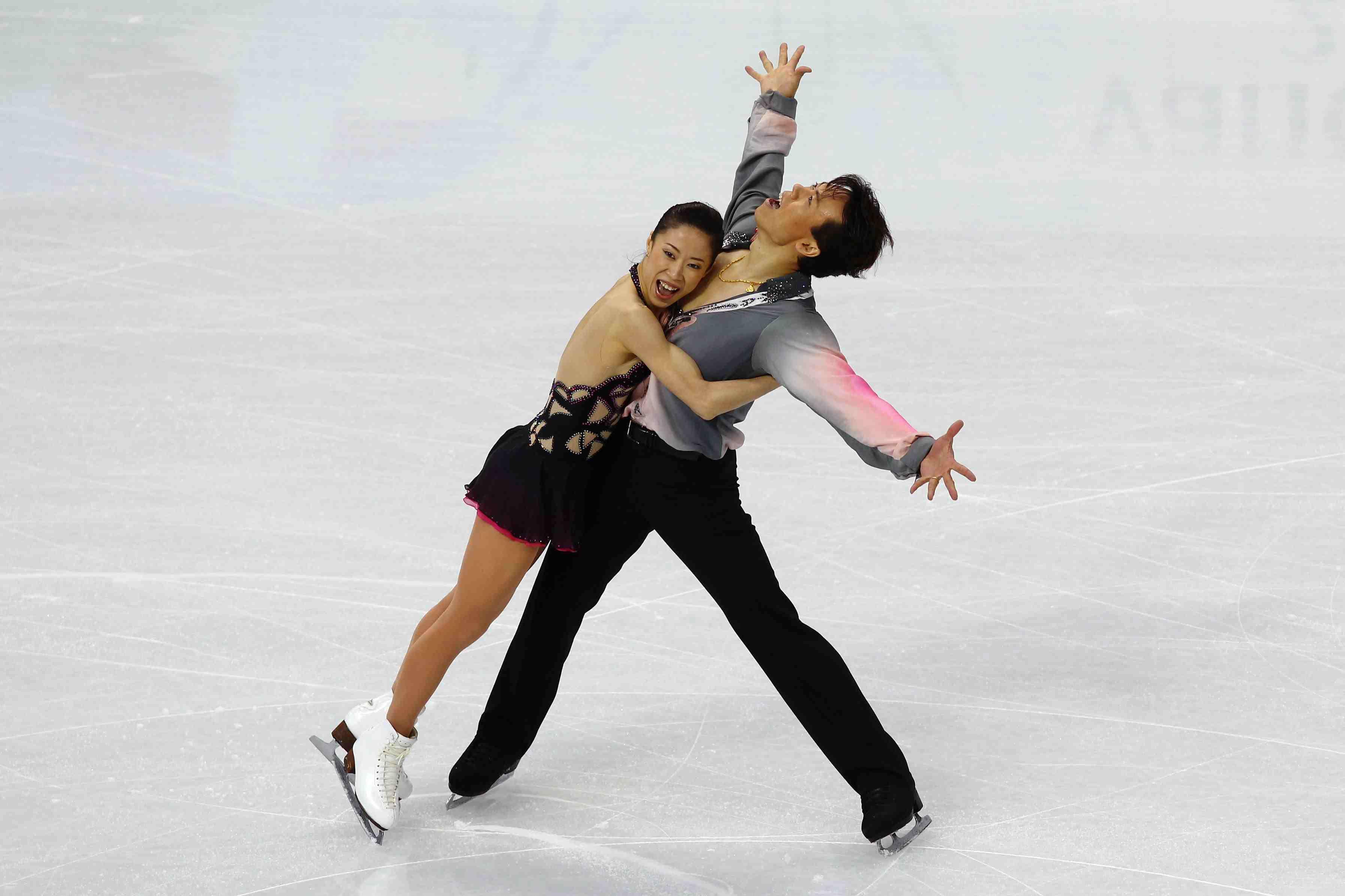 Figure Skating Pairs Short Program - Day 3