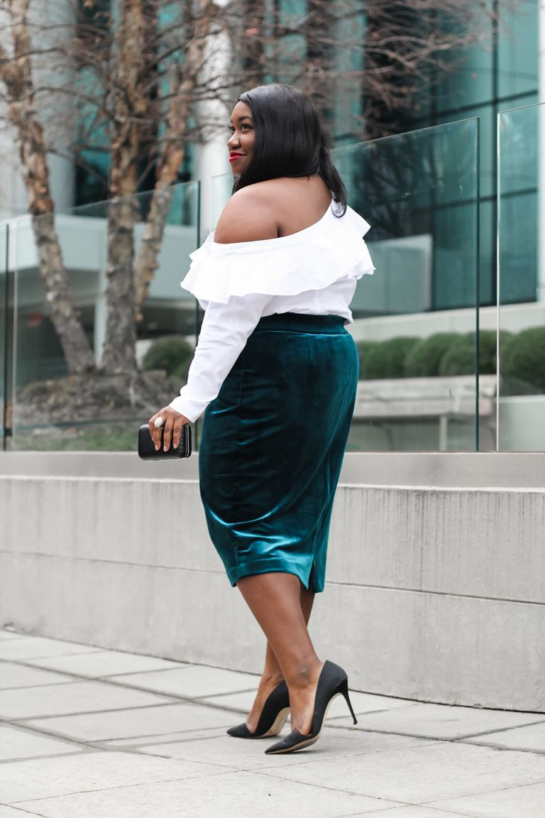 2fc6cea2b2a 22 Plus Size Outfit Ideas for Parties and Going Out
