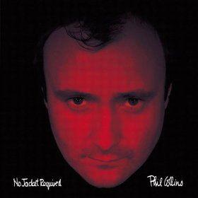 Phil Collins album cover
