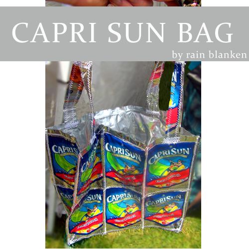 Make a Capri Sun Bag