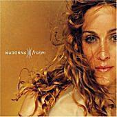 Madonna's Frozen cover