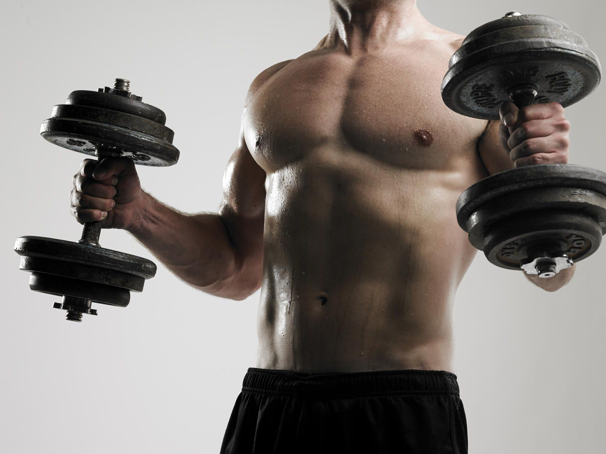 Free Bodybuilding Guide - Lose Fat and Gain Muscle