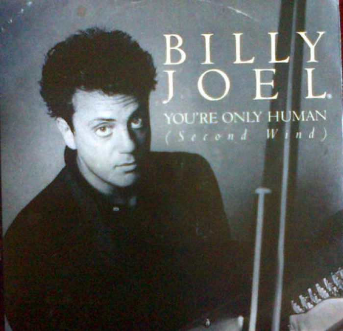 Billy Joel You're Only Human