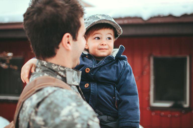 My little soldier