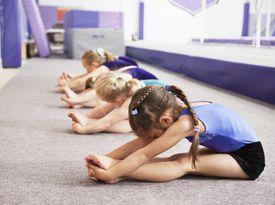Young gymnasts