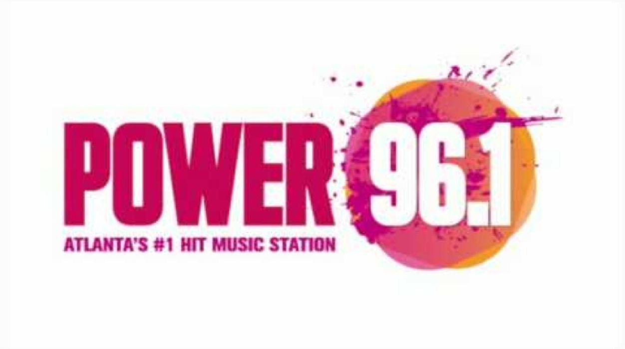 Power 96.1 Logo