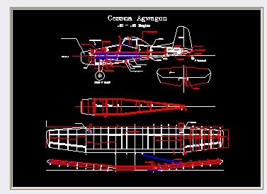 Free Intermediate and Advanced RC Airplane Plans