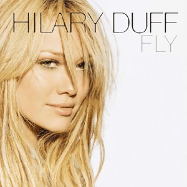 Hilary Duff Fly