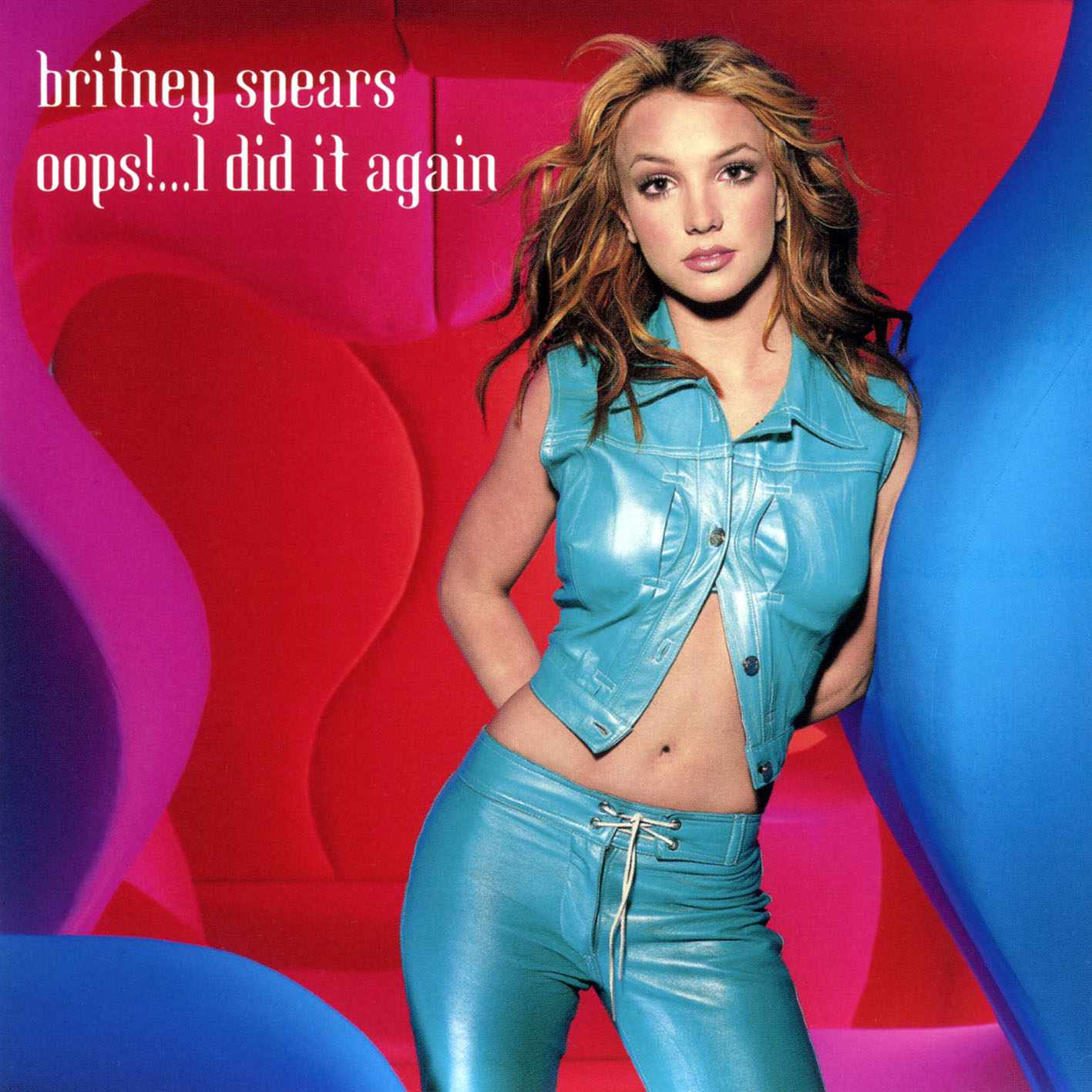 Album art for Britney Spears - Oops! I Did It Again