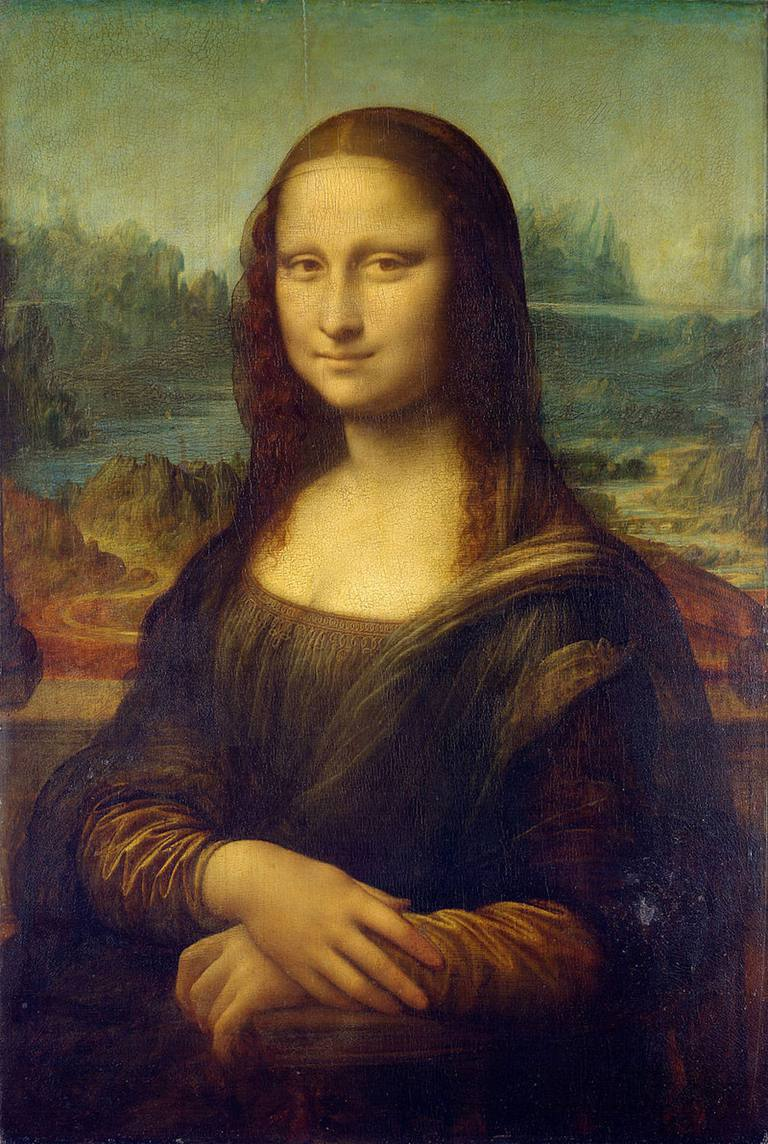 Mona Lisa by da Vinci