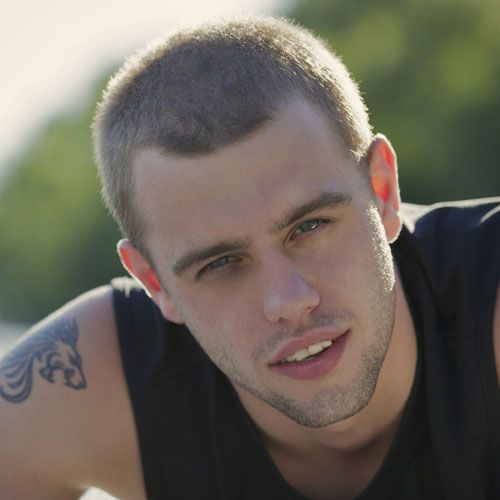 Pictures Of Mens Buzzcut Haircuts For Low Maintenance