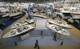 Buying a Boat - Buying a boat and going to boat shows