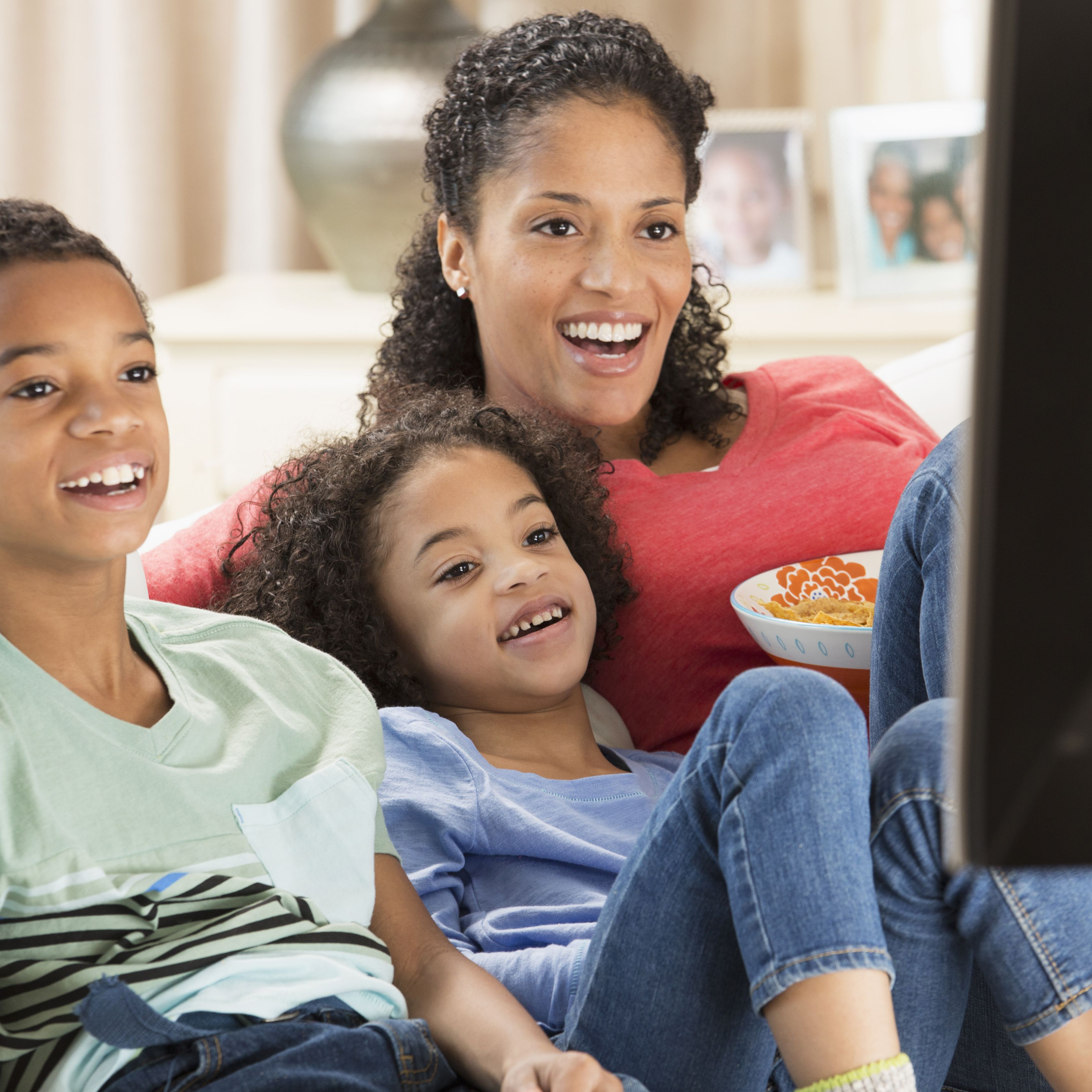 Watching TV Can Be Good for Kids