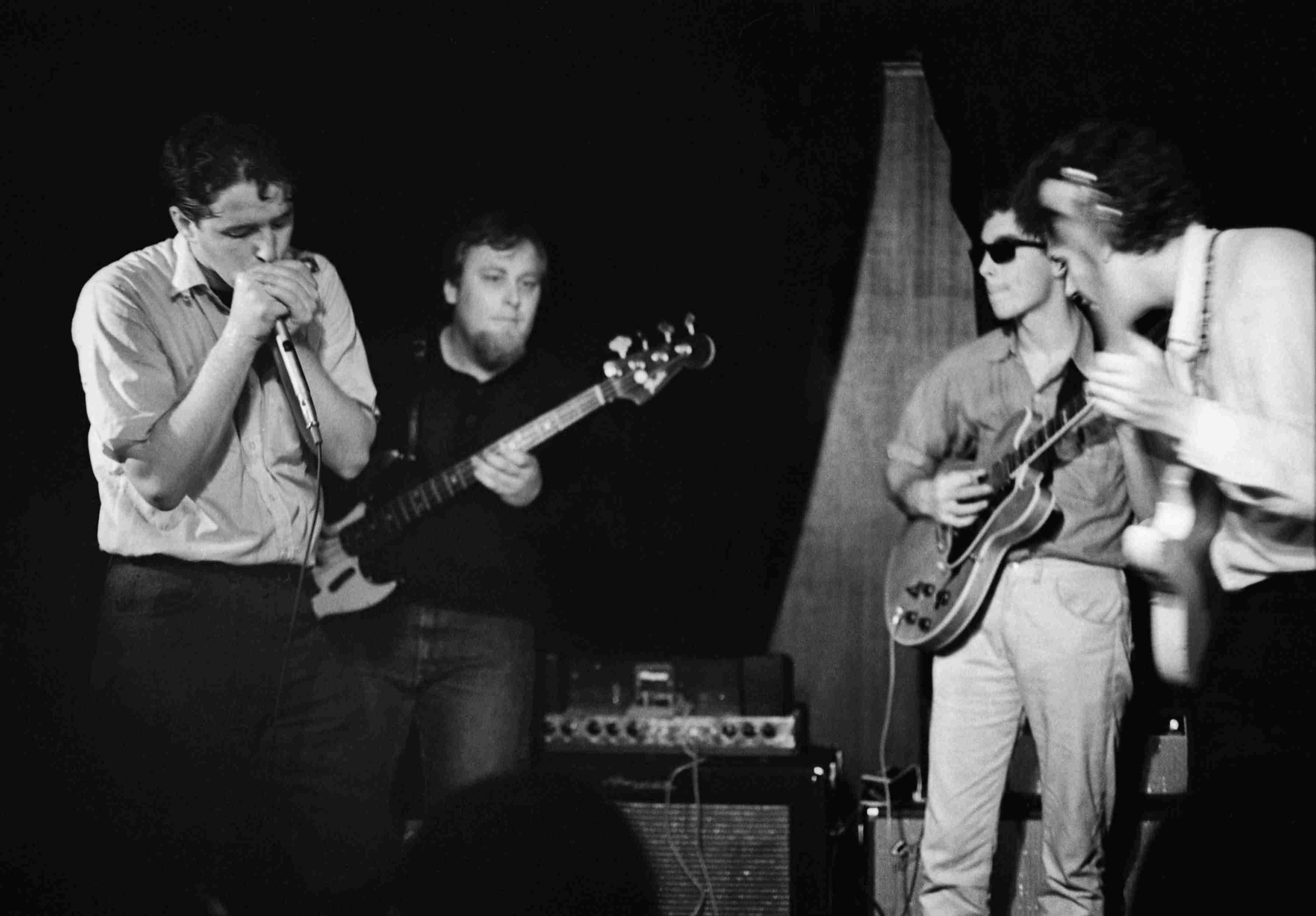 Butterfield Blues Band In NYC