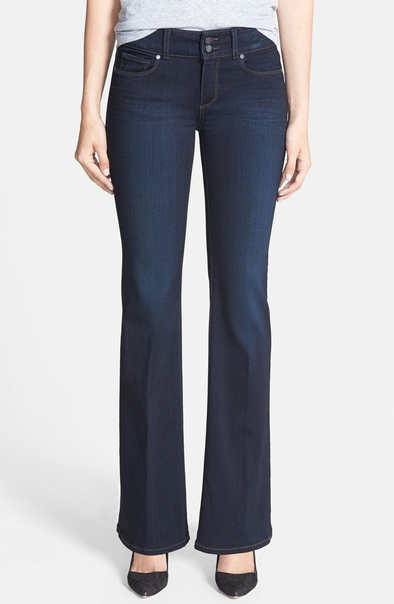 2d941ca7e9c59 Jeans That Look Great on Short Women and Petites