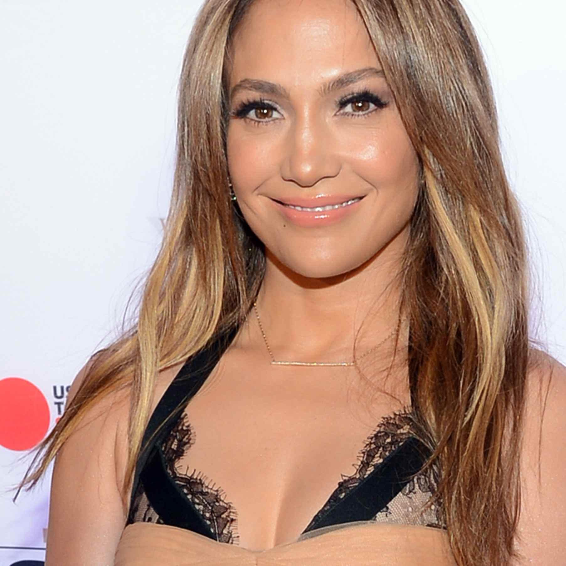 Jennifer Lopez in March 2013 at age 43