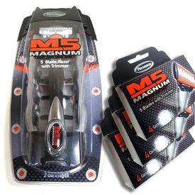The Personna M5 Magnum Razor