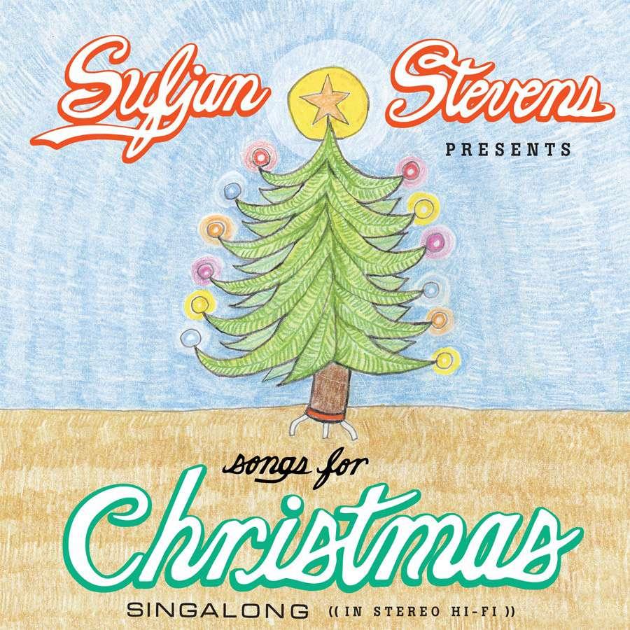 Sufjan Stevens 'Songs for Christmas'