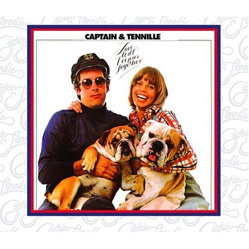 """Captain & Tennille - """"Love Will Keep Us Together"""""""