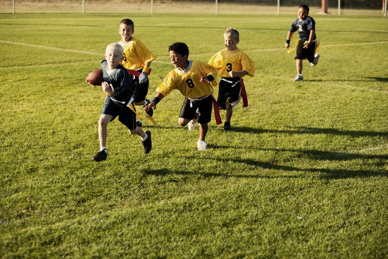 Flag and Tackle Football for Boys and Girls