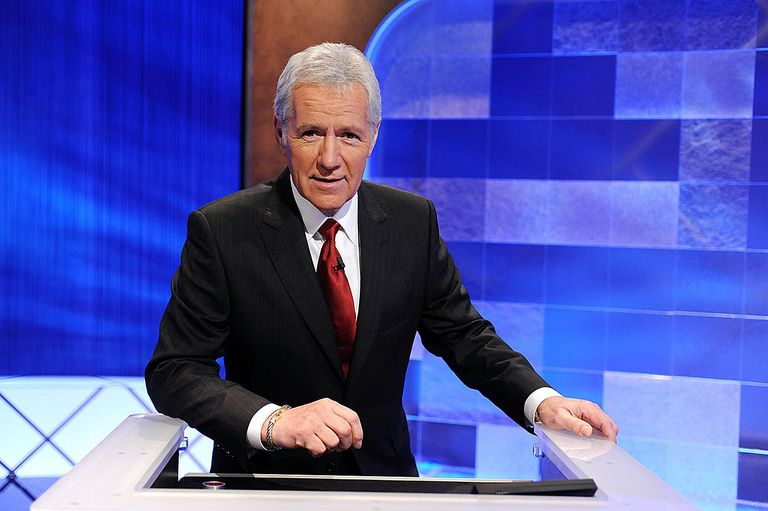 Game show host Alex Trebek makes about $10 million per season
