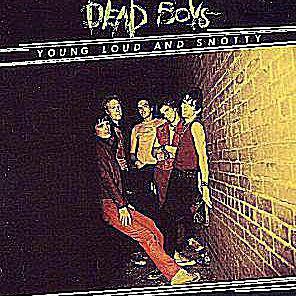 Album art for the Dead Boys -