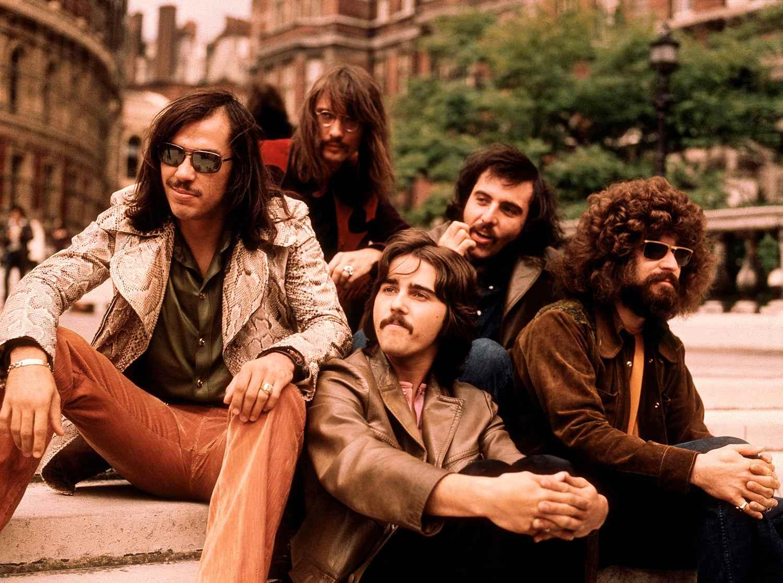 Rock group Steppenwolf