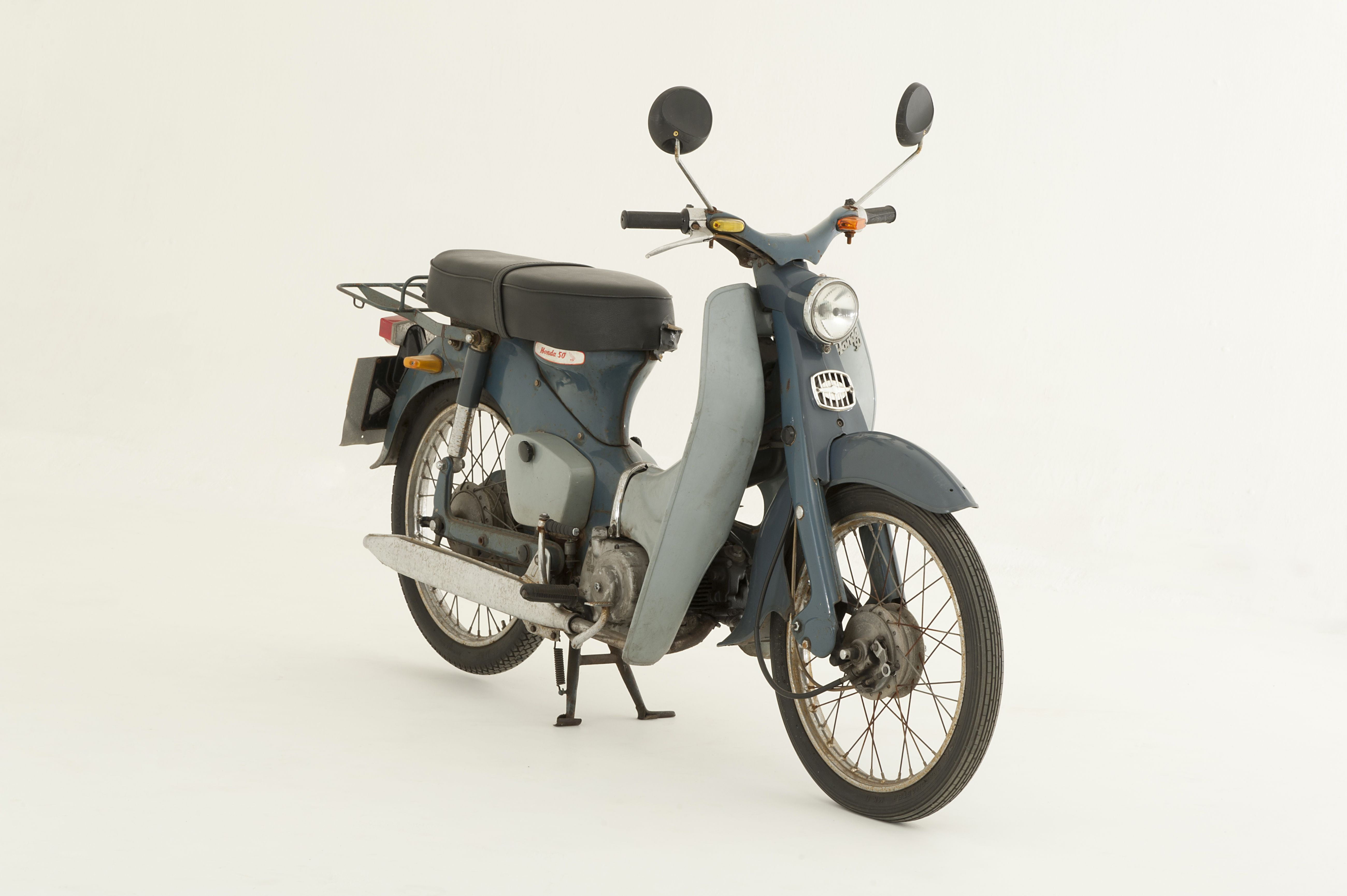 1964 Honda C50 scooter