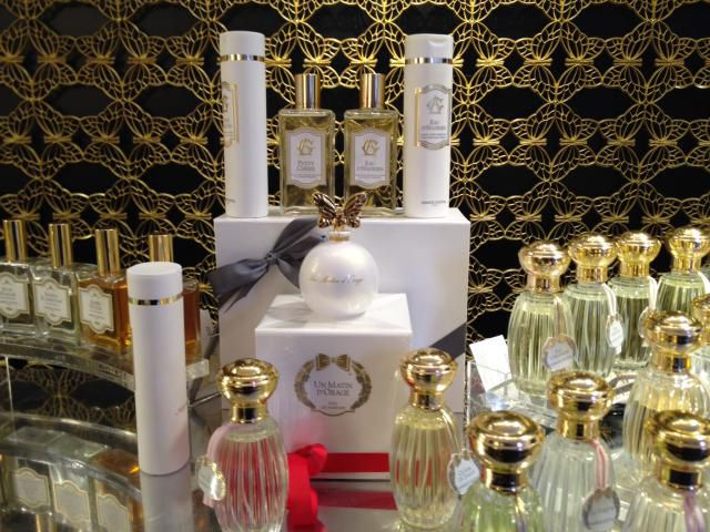Annick Goutal perfumes are another niche favorite.